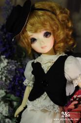 MKVANETTA Mystic Kids 27cm Vanetta Girl Doll