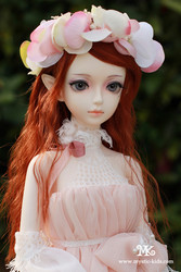 MKELISAELF Mystic Kids 46cm Elsia Elf Girl Doll