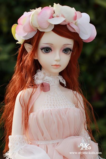 MKELISAELF Mystic Kids 46cm Elsia Elf Girl Doll