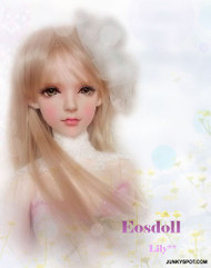LILYGIRL Limhwa 43.5cm Lily Girl Doll