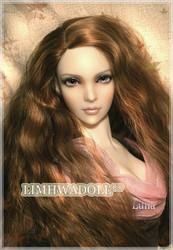 LUNAGIRL Limhwa 57cm Luna Girl Doll