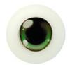 14CJ02 14mm Full Round Acrylic Character Eyes - Chara Green