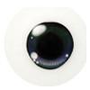 20CJ01 20mm Half Round Acrylic Character Eyes - Chara Purple