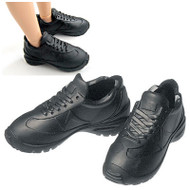 M-102 Obitsu Sneakers Black for 27cm Obitsu Male Dolls