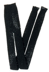 27AC-FC002B W-231 Obitsu Net Stockings Black for 27cm Obitsu Dolls