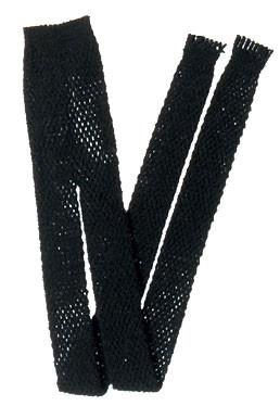 27AC-FC002B W-231 Obitsu Net Stockings Black for 27cm Obitsu Dolls