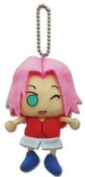 KEYCHAINSAKURA Mini Plush Keychain Naruto Sakura