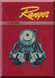 Ranger SGV-770  Aircraft Engine Overhaul  Manual  ( English Language )