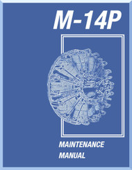 Vedeneyev M14P  Technical  Maintenance Manual    -  ( English Language )