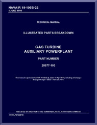 Solar Technical Manual Illustrated Parts Breakdown; Part No 28677-100; Dated 1 June 1998; Publisher NAVAIR 19-105B-22