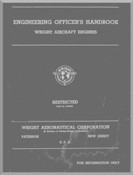 Wright  Engineering Officer Handbook  Manual - ( English Language ) - 1957