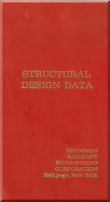Grumman Aircraft Structural Design  Data Manual  - 1965 -