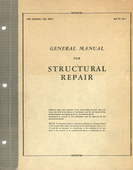 Aircraft General Manual for Structural Repair AN 01-1A-1- 1944
