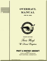 Pratt & Whitney R-2000 C Aircraft Engine Overhaul Manual