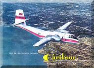 De Havilland DHC-4 Caribou Aircraft Technical Brochure  Manual