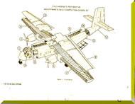 De Havilland CV-2B Caribou Aircraft Maintenance Checklist Manual