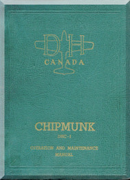 De Havilland Chipmunk  Aircraft Operation Maintenance Manual