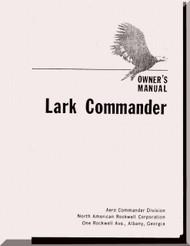 Aero Commander 100 Darter 180 Lark Overhaul and Repair