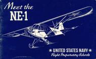 Primary Flight  Manual Aircraft NE-1 Piper