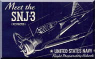 Primary Flight Manual Aircraft  North American Aviation SNJ-3