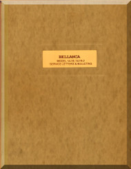 Bellanca Model 14-19, 14-19-2  Aircraft Service Letters and bulletins    Manual