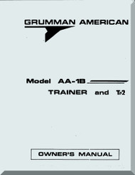 Grumman American AA-1B  Trainer and Tr2  Aircraft Owner's Manual