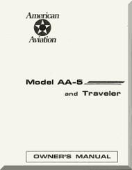 Grumman American  AA-5  Aircraft Owner's Manual