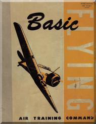 Aircraft  Air Training Command Manual - USAAF - 51-60-1 - 1948