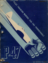 Republic P-47 Pilot Training  Manual, 1944