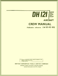 De Havilland Trident Aircraft Crew's Manual
