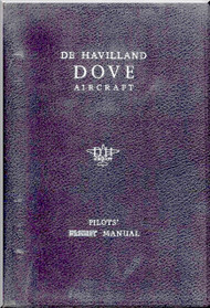 De Havilland Dove  A , 1B, 2A, 2B Aircraft Flight Manual