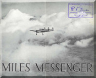 Miles  Messenger  Aircraft  Technical Brochure Manual