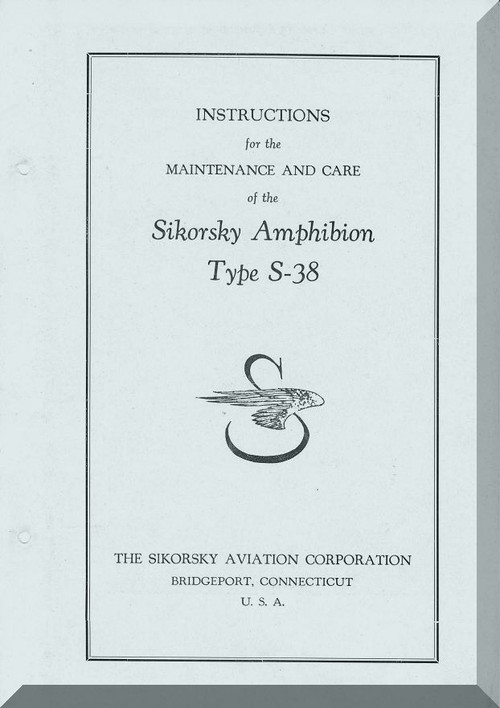 Sikorsky Aircraft Manual