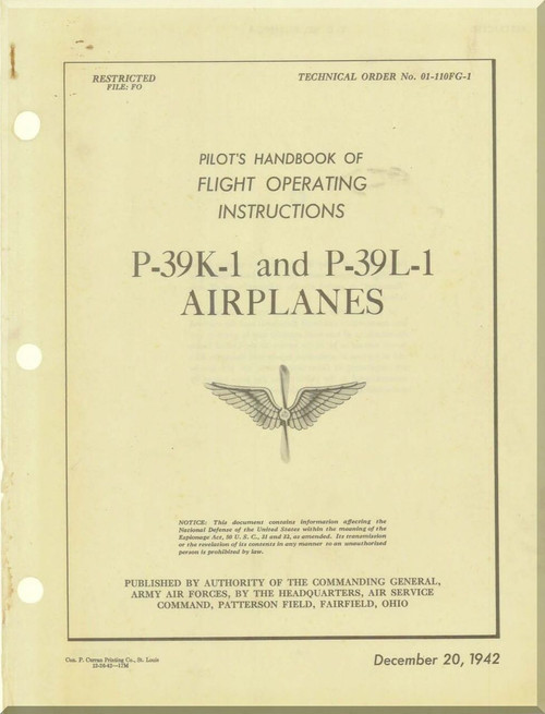Bell Aircraft Manual