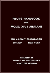 Bell XFL-1 Pilot's Flight Handbook Aircraft Flight Manual