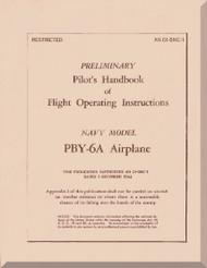 Consolidated PBY Catalina  Flight Manual