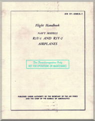 Convair Flight Manual