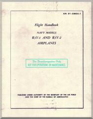 Convair Flight Manual