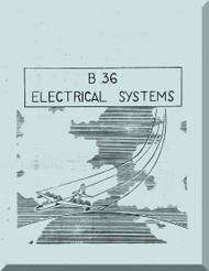 Convair B-36 Aircraft Electrical System Manual