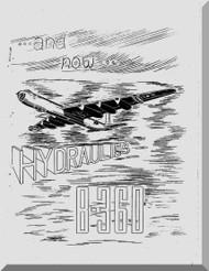 Convair B-36 D Aircraft Hydraulic Manual