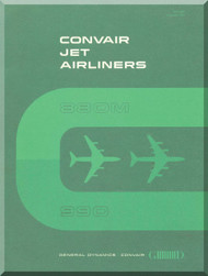 Convair Aircraft Manuals