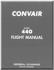 Cpnvair 440 Flight Manual