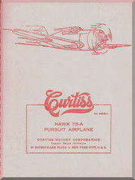 Curtiss Aircraft Manuals