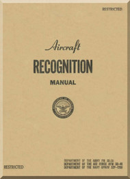 Aircraft Recognition Manual FM 30-30 AFM 50-40 OPNAV 32P-1200
