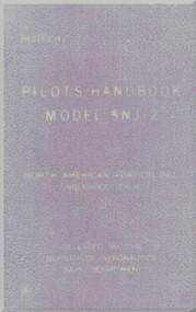 North American Aviation SNJ-2 Aircraft  Pilot Notes  Manual -  Report NA-865 - 1941