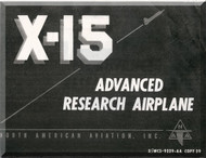 North American Aviation X-15  Aircraft Report Manual -  1961 - NAA Report .55WCS-9229-AA