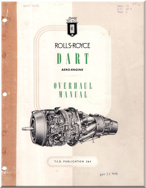 Aircraft Engines Manuals
