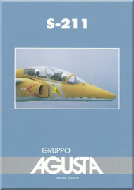 Agusta / Aermacchi / SIAI Marchetti S.211  Aircraft Technical Description Manual