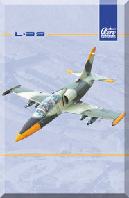 Aero Vodochoy L-39  Aircraft  Brochure Manual - 1991