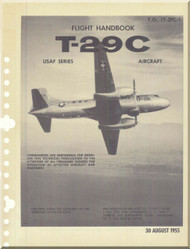 Convair T-29 C  Aircraft Flight Manual